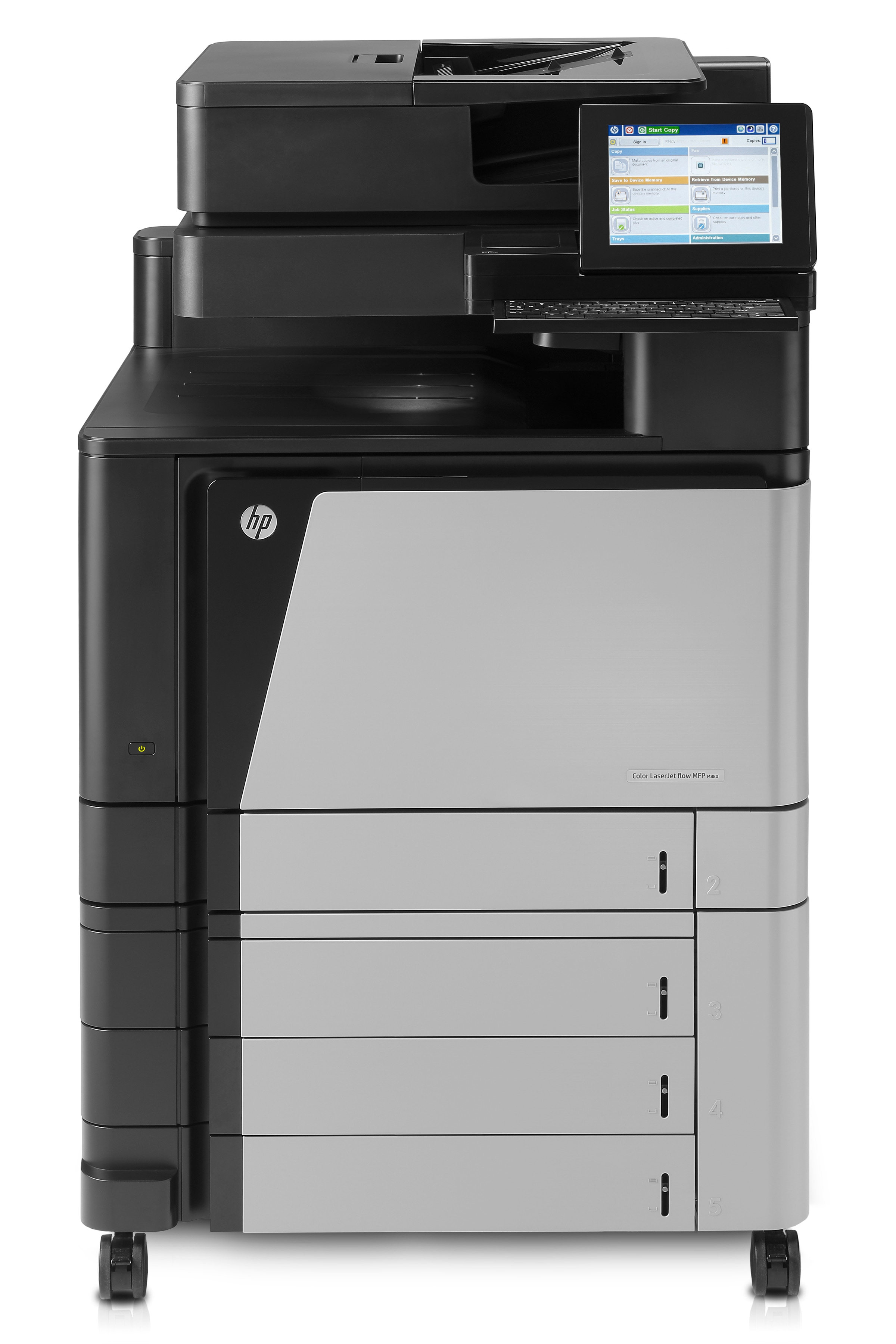 A2W75A HP Laserjet Enterprise M880z A3 MFP - Refurbished
