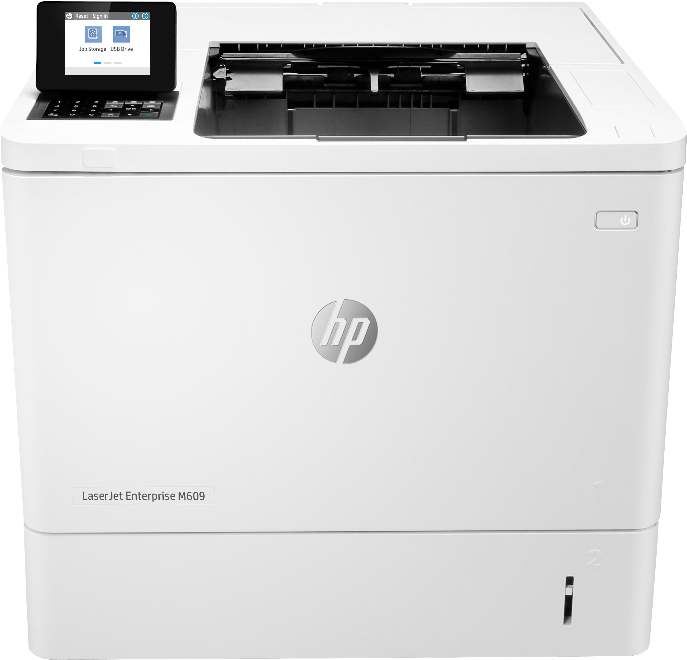 K0Q21A HP Laserjet m609dn Printer - Refurbished
