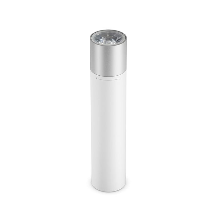 Xiaomi - Accessories             3250mah Mi Power Bank               Flashlight                       In Mue4084gl