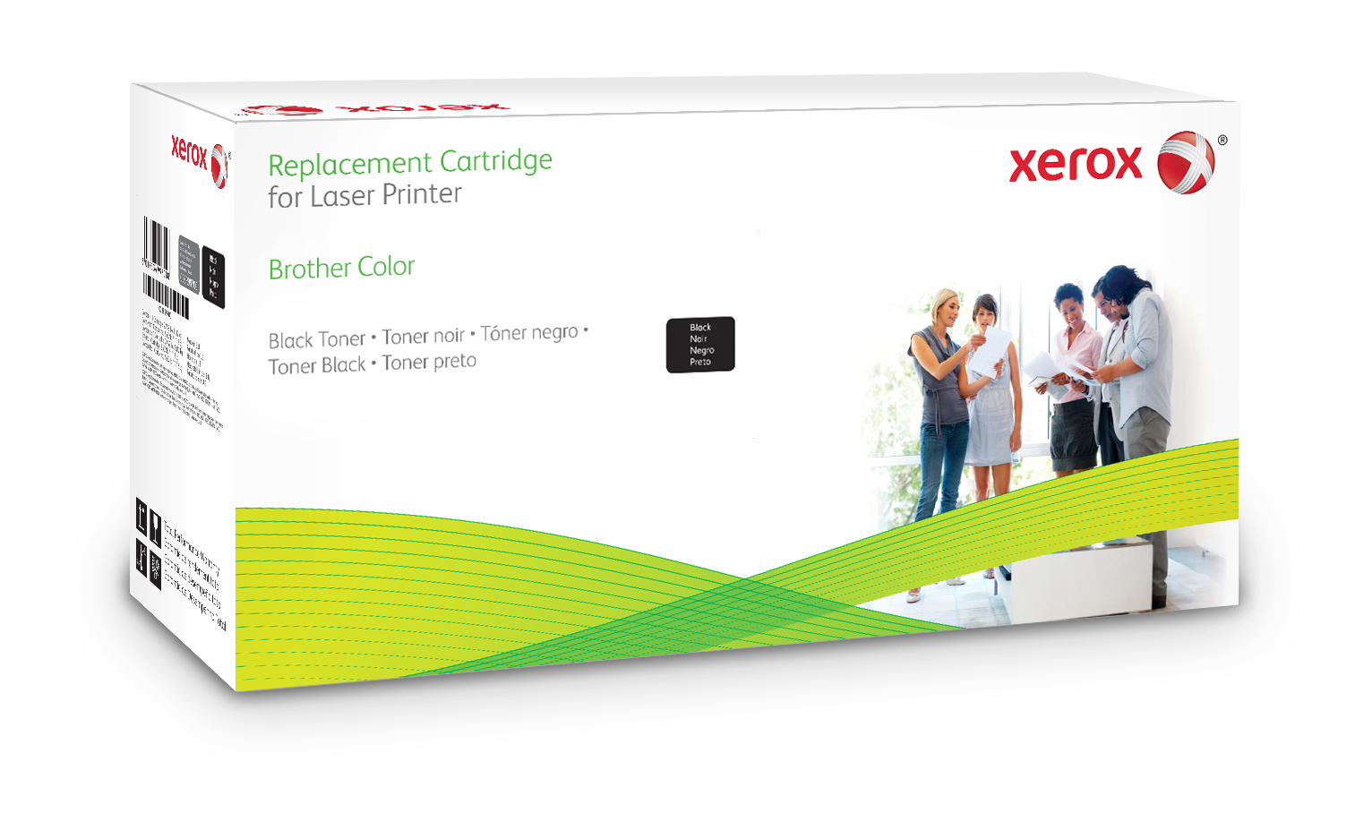 Xerox - Compatible Supplies      Brother Hl-5440/5450/5470           Generic Toner                       006r03194