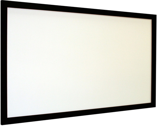 euroscreen Fixed Frame - Clearance Product VL200-D - MW01