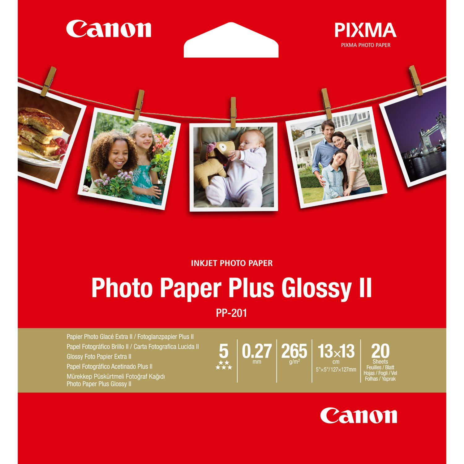 Pp201 5.5 Inch 20 Sheets 2311b060 - WC01