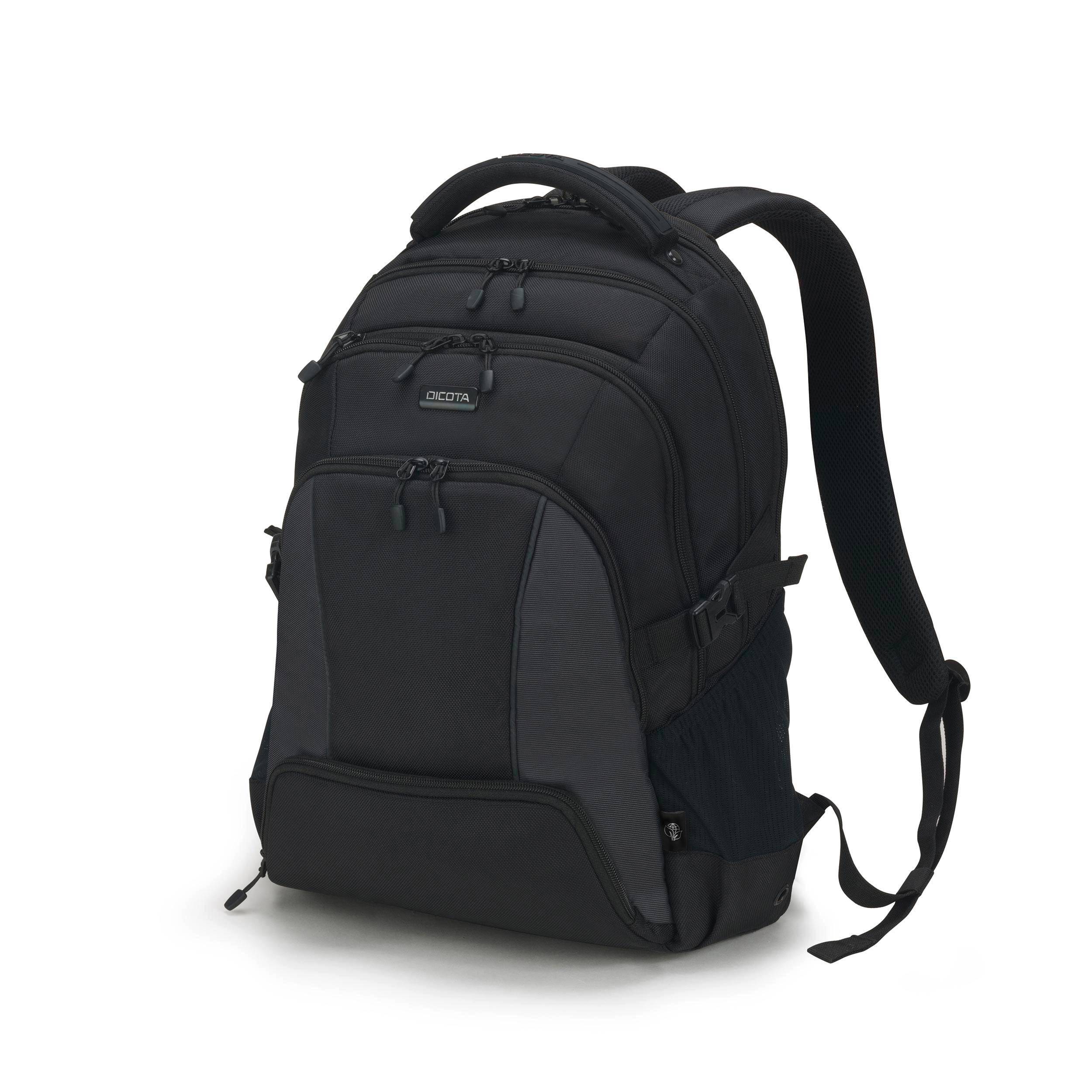 Dicota - Consignment             Eco Backpack Seeker                 13-15.6 Black                       D31813