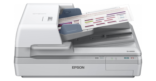 B11B204231BY Epson WorkForce DS-60000 A3 Flatbed Scanner - Refurbished