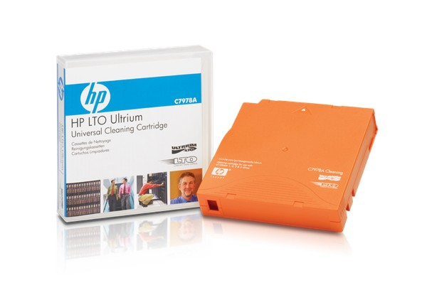 C7978a HP Lto Ultrium Cleaning Cartrdige - AD01