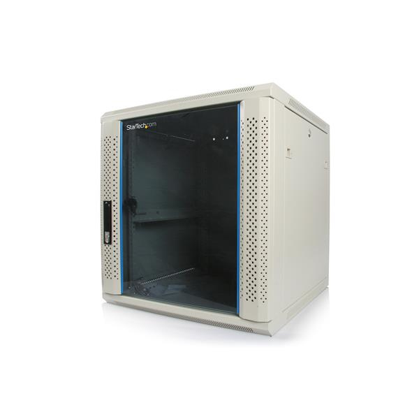 Rk1219wall Startech.com 12u 19 Inch Wall Mounted Server Rack Cabinet (beige) - Ent01