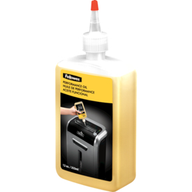 35250 fellowes Fellowes Shredder Oil For Cross Cut Shredders 350ml 35250 - AD01