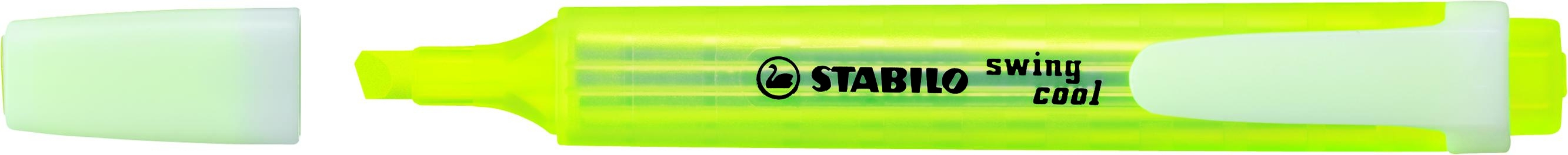275/24 stabilo Stabilo Swing Cool Highlighter Yellow 275/24 - (pk10) - AD01