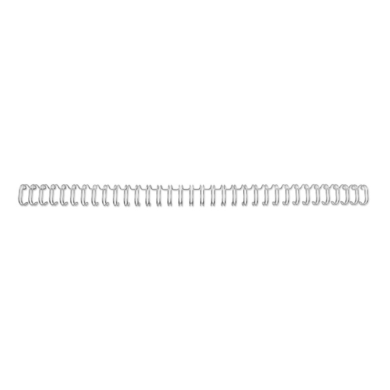 Rg810997 acco Gbc 34 Loop Wire Elements 14mm No.9 Silver Rg810997 (pk100) - AD01