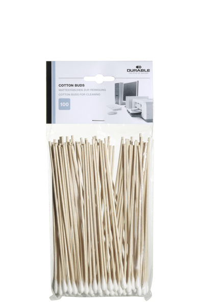 578902 durable Durable Cotton Buds Extra Long 578902 (pk100) - AD01
