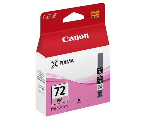 6408b001 canon Canon Pgi72 Photo Magenta Ink Cart - AD01