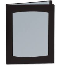 10405bk acco Rexel Clearview Display Book 24 Pockets A3 Black 10405bk - AD01