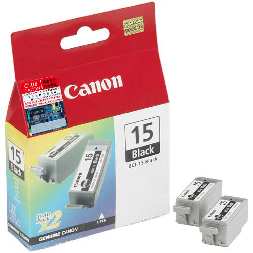 8190a002 canon Black Ink Tank Twin Pack I70 - AD01