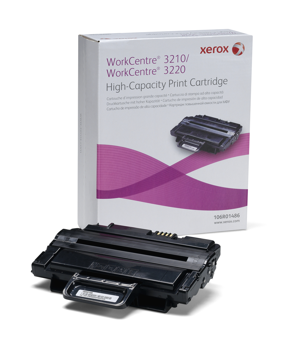 Xer106r01486   Xerox Wc3210/3200 H.capacity   Xerox Phaser 3210 H/c Print Cartridge 4100 Pages             - UF01