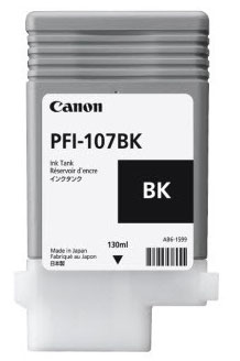 6705b001aa Canon Canon 107 Black Ink 130ml - AD01