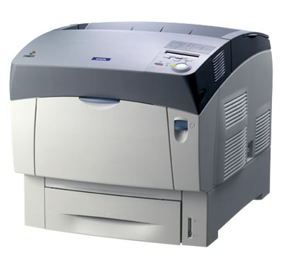 Epson Aculaser C4100n A4 Network Laser Printer C11C538001BZ - Refurbished