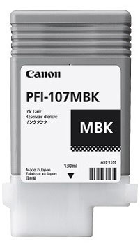 6704b001aa Canon Canon 107 Matte Black Ink 130ml - AD01