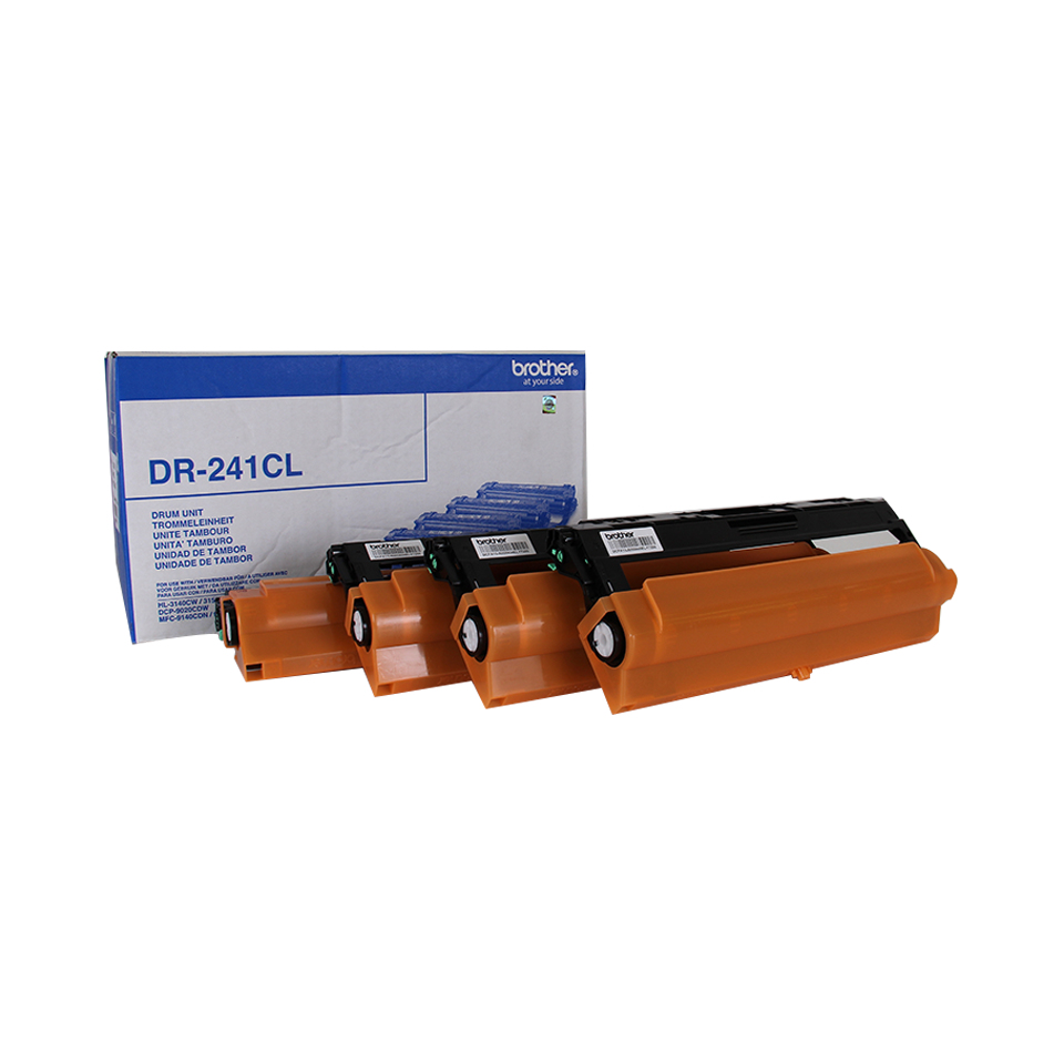 Dr241cl Brother Dr24/cl Drum Cartridge - WC01