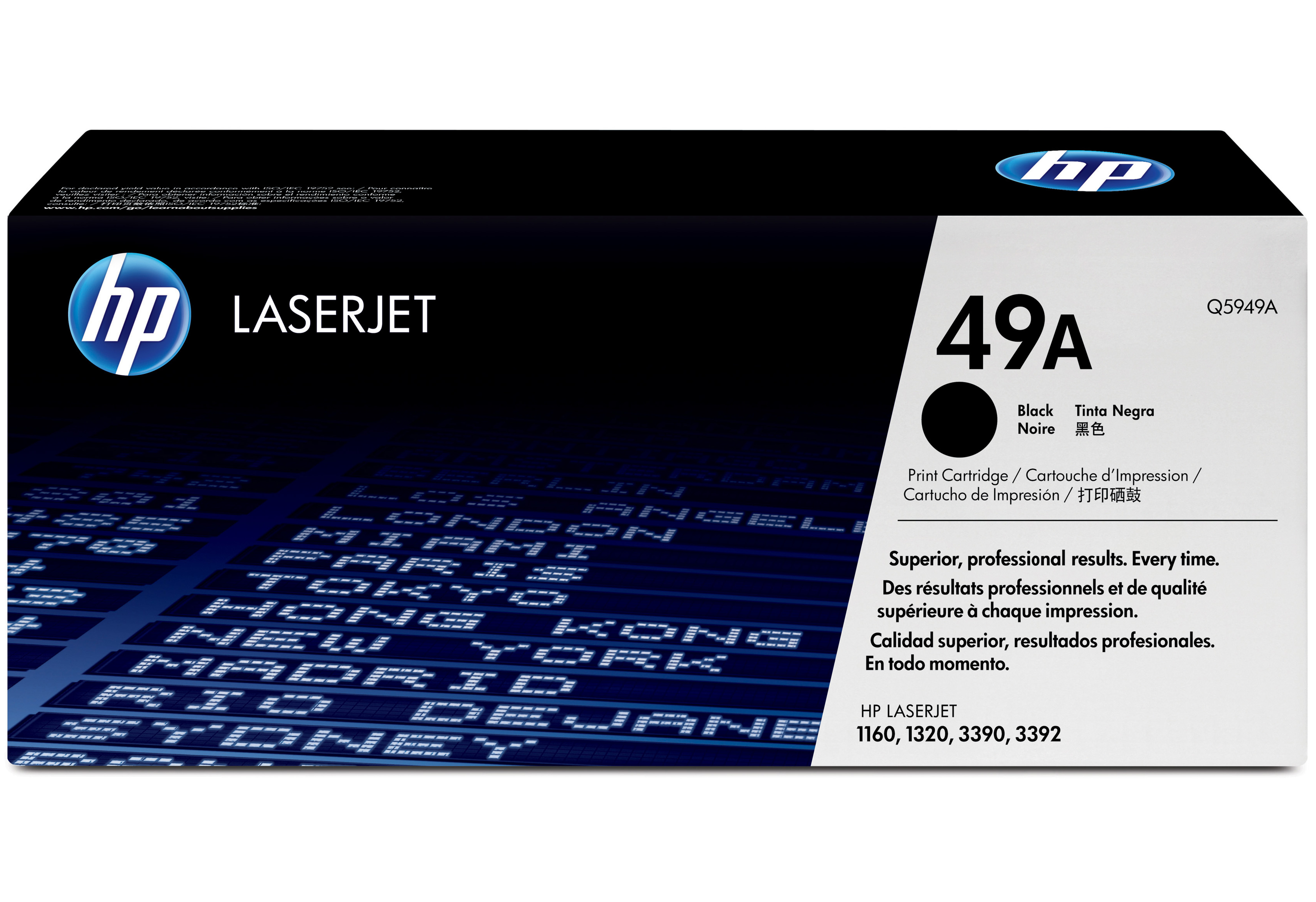 Q5949A Hp HP 49A - Toner Cartridge - 1 X Black - 2500 Pages - C2000