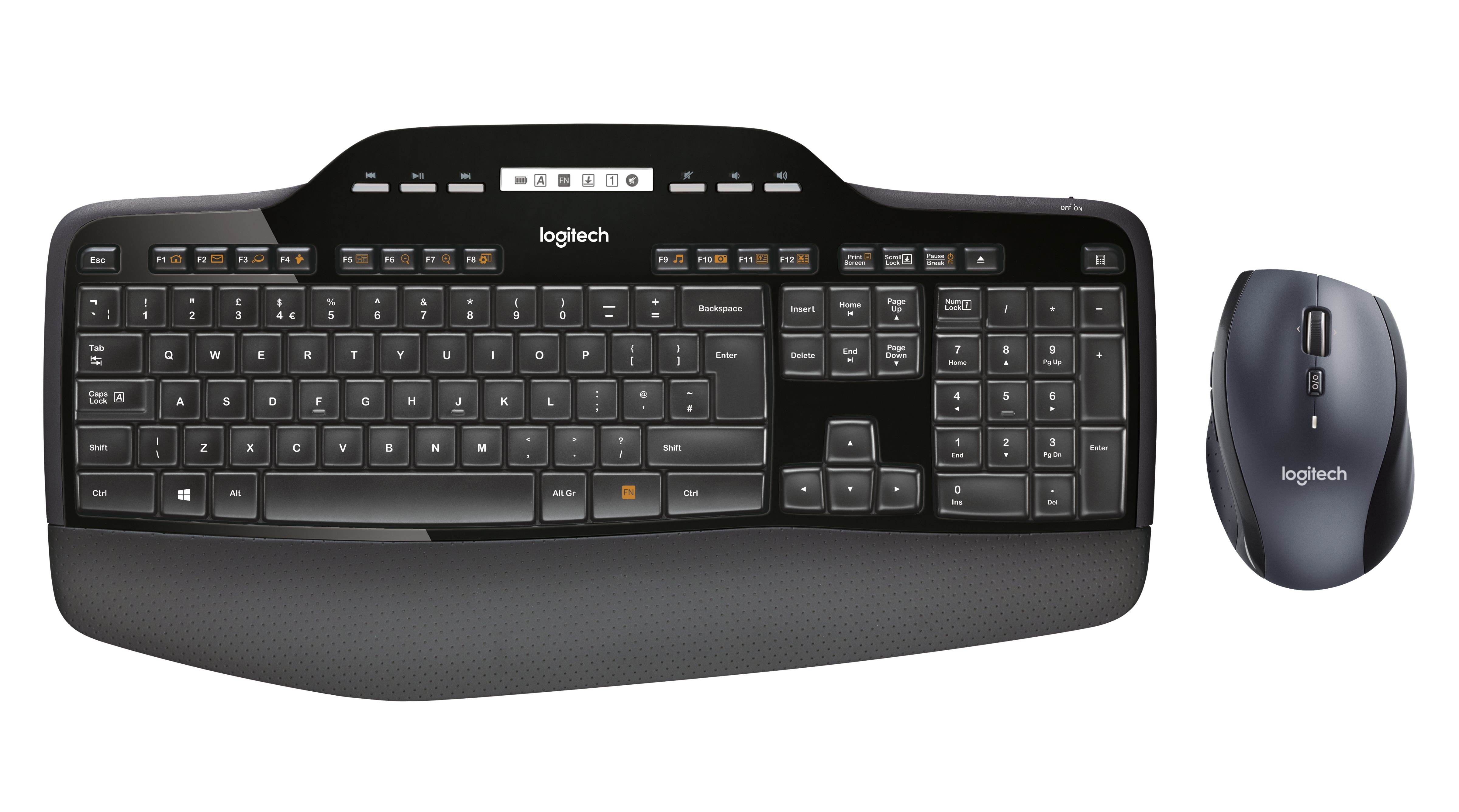 920-002429 Logitech Logitech Wireless Desktop MK710 - C2000