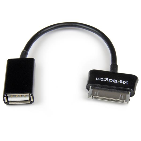 Sdcotg Startech.com Usb On-the-go Adapter Cable For Samsung Galaxy Tab - Ent01