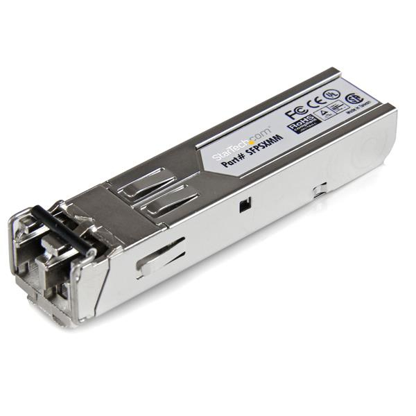 Sfpsxmm Startech.com Gigabit 850nm Multi Mode Sfp Fiber Optical Transceiver - Lc 550m - Ent01