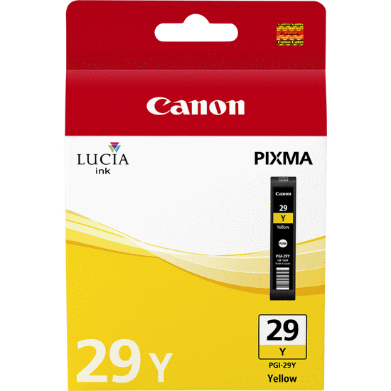 4875b001 canon Pgi29 Yellow Lucia Ink - AD01