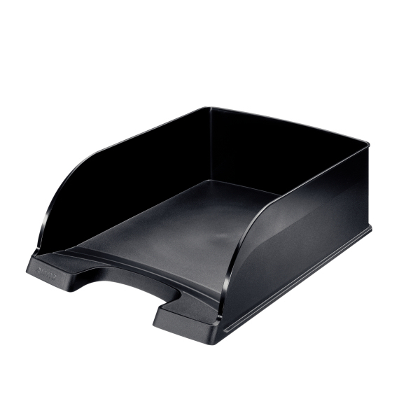 52330095 esselte Leitz Plus Letter Tray Jumbo A4 Black 52330095 - AD01
