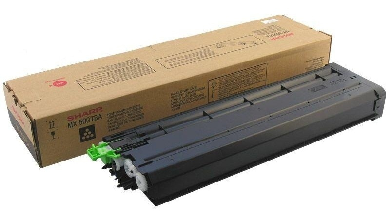Mx50gtba sharp Sharp Mx4100/4101/5000 Black Toner - AD01