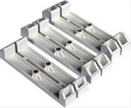 TC2 ADAPTOR Vision VISION TECHCONNECT EUROPEAN TRUNKING ADAPTOR Allows The Techconnect Surrounds (single And Double) To Fit To A Variety Of European Dado Rail Sizes. **Includes 3-year Onsite  - C2000