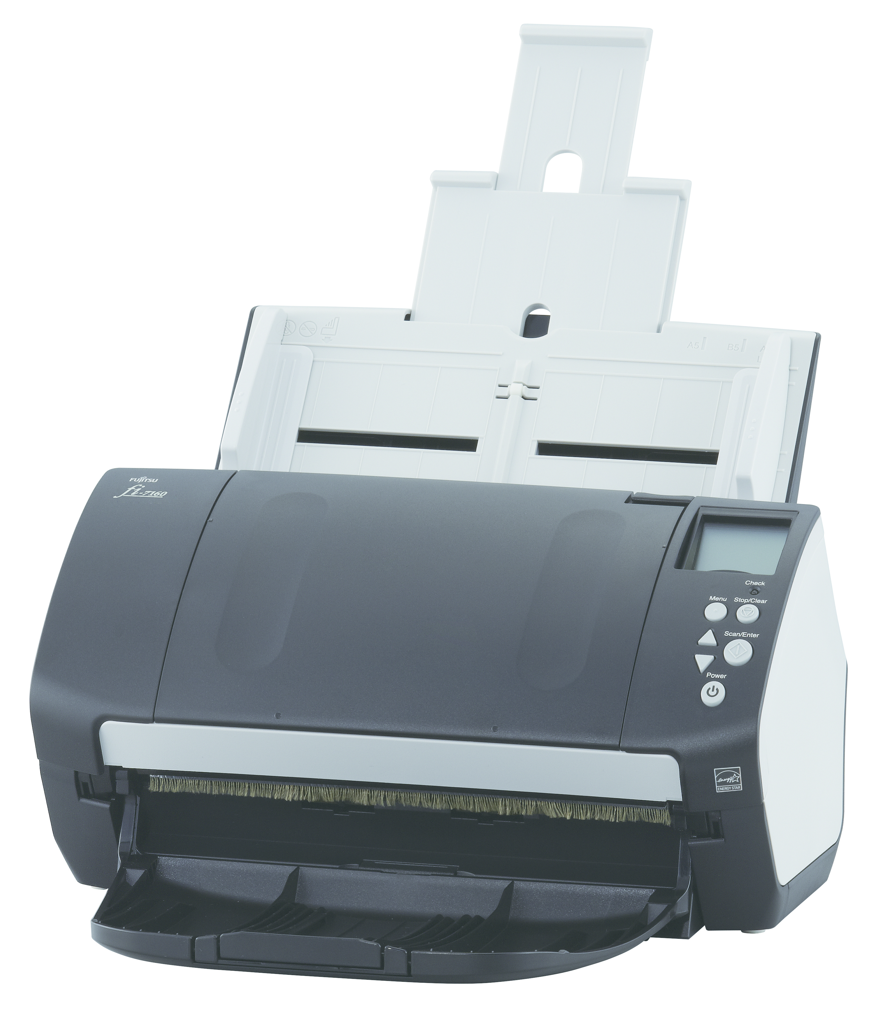 PA03670-B051 Fujitsu FI-7160 Document Scanner Includes PaperStream IP (TWAIN/ISIS) Image Enhancement Solution And PaperStream Capture Batch Scanning Application60 Ppm / 120 Ipm @ 300dpi,  A4  - C2000