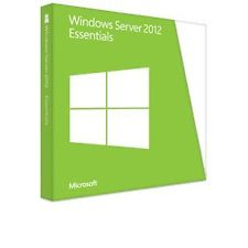 G3S-00716 Microsoft OEM WINDOWS SERVER 2012 ESSENTIALS R2 64BIT
