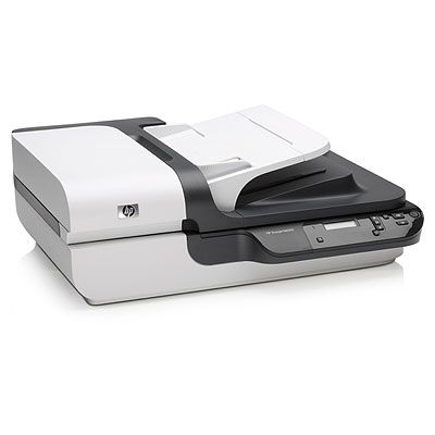 HP ScanJet N6310 A4 Flatbed Duplex Scanner with ADF L2700A#B19 - Refurbished