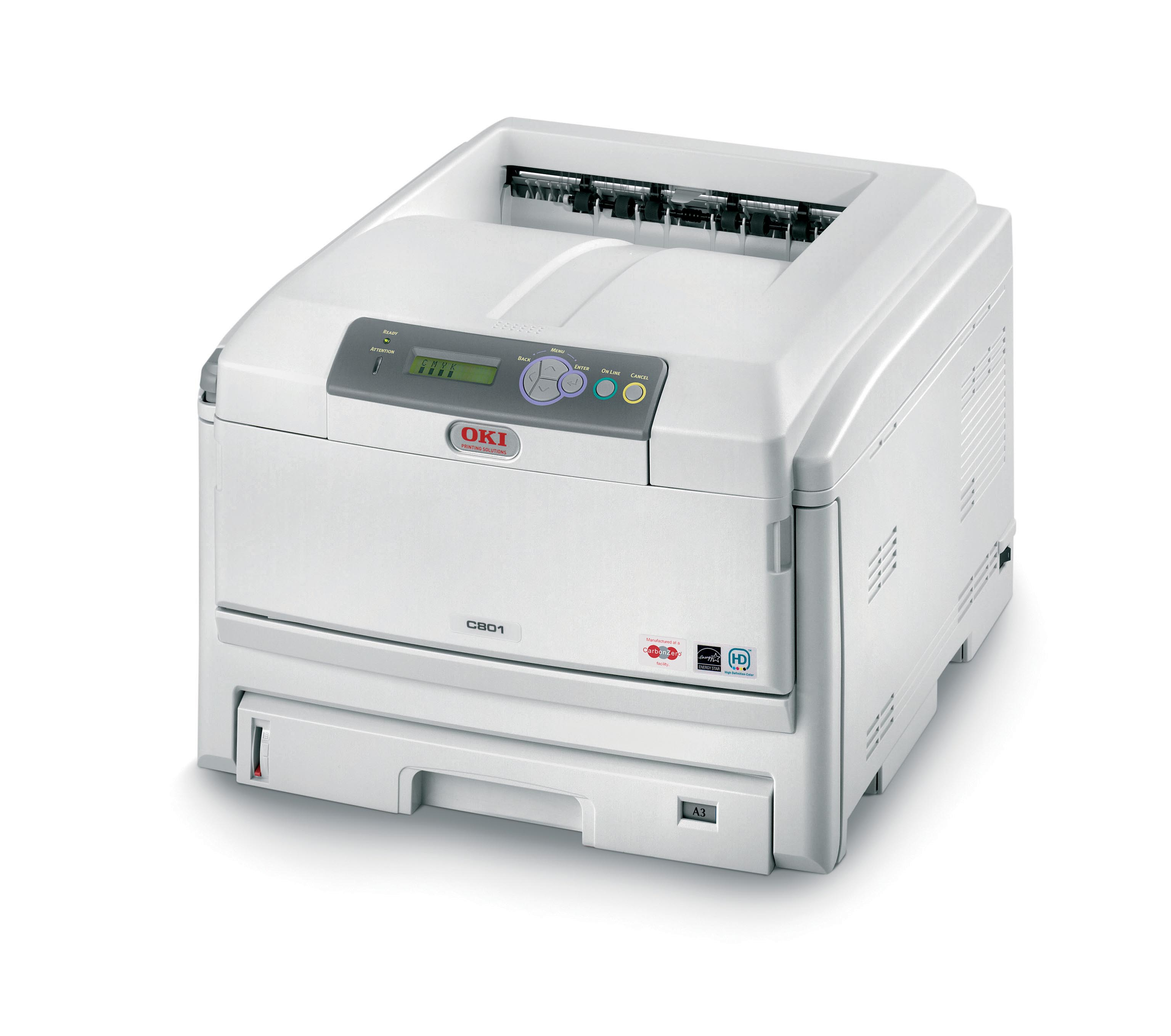 Oki C801n Printer 01288801 - Refurbished