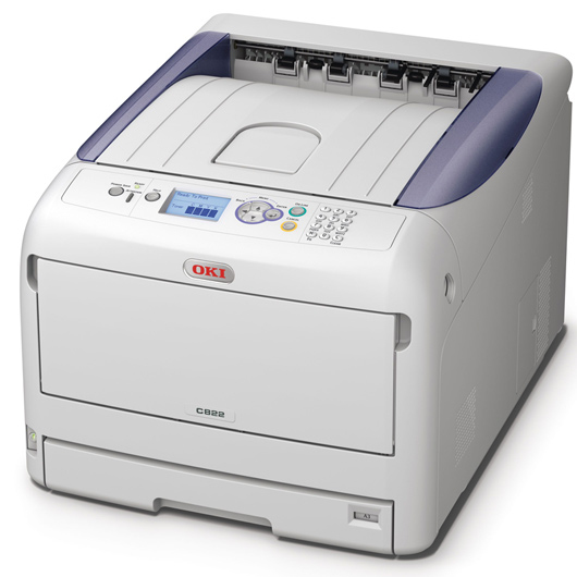 OKI C822dn Printer 01328602 - Refurbished