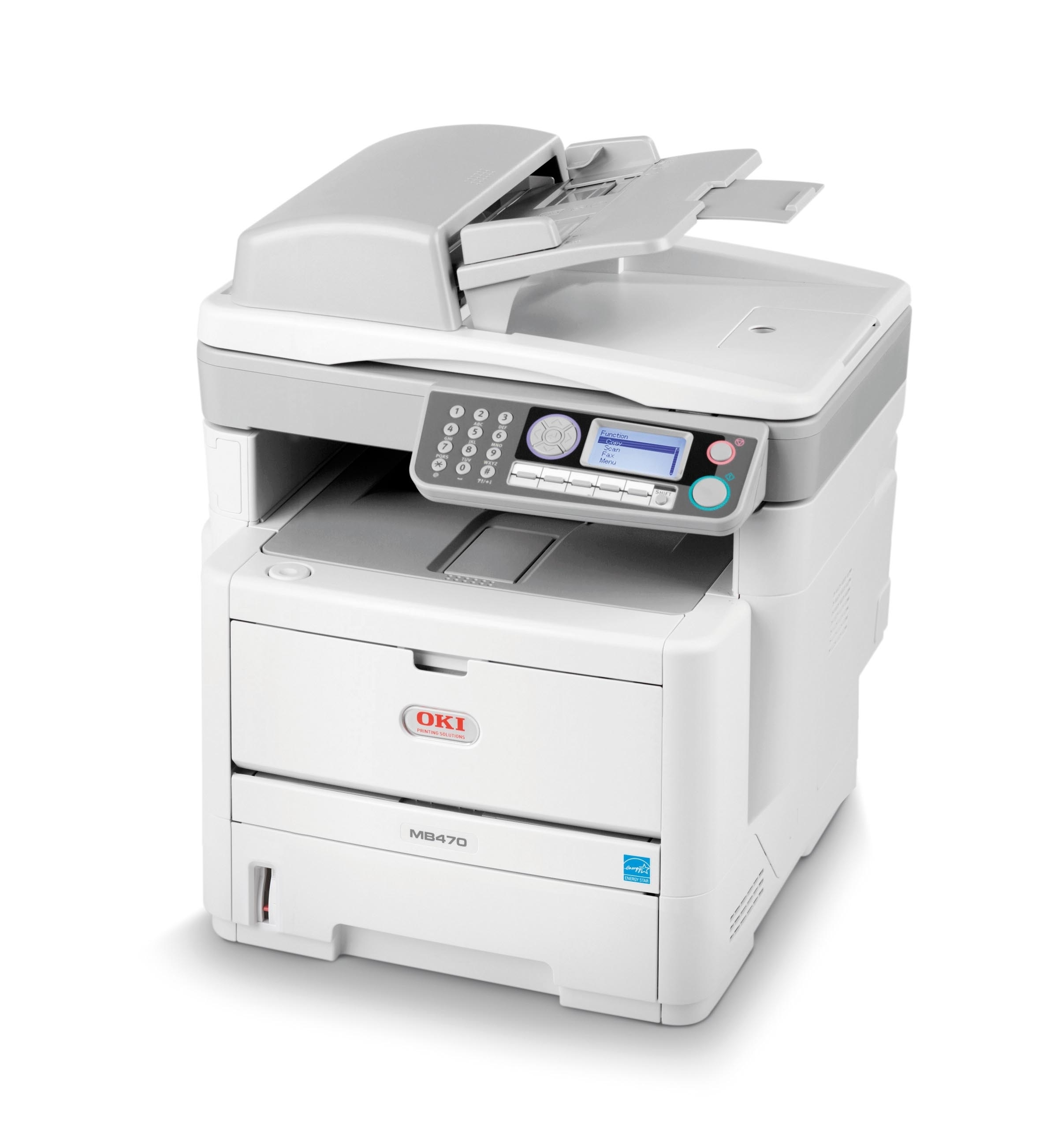 Oki MB470 Printer 44306622 - Refurbished