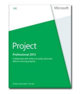 H30-03673 Microsoft PROJECT 2013 PROFESSIONAL