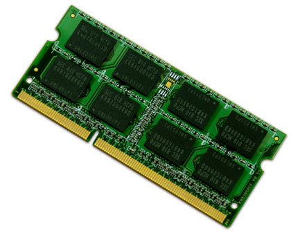 MMG2379/2GB MicroMemory 2GB DDR3 1333MHZ SO-DIMM  - eet01