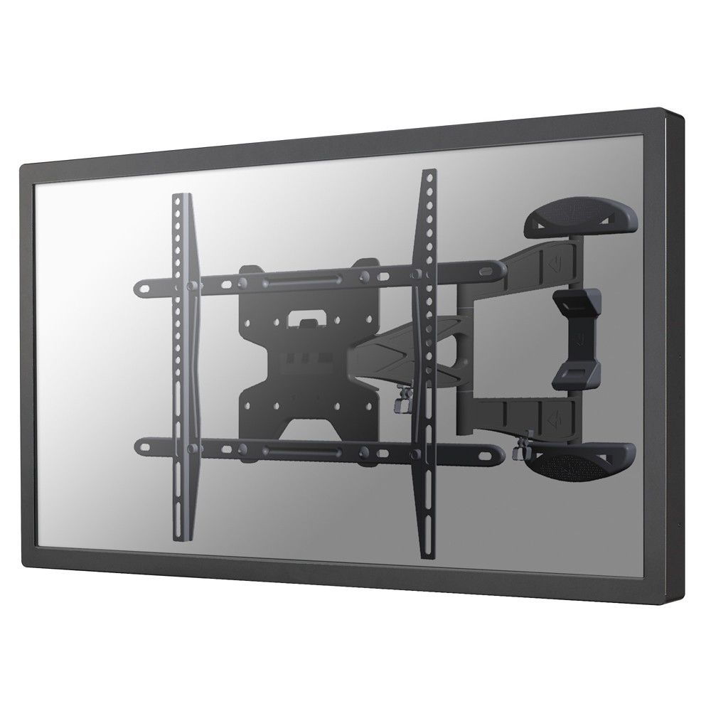 "Newstar Flatscreen Wall Mount 32-52"", 1 Screen, 3 Pivots, Tilt/Swivel, Vesa 100x100 To 600x400mm, Max 30kg, Black LED-W500 - C2000"