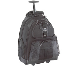 "Targus TSB700EU 15.4"" Rolling Notebook Backpack TSB700EU - C2000"
