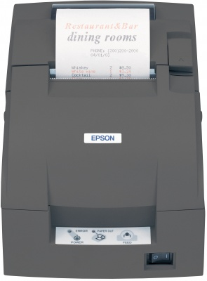 Epson - Print Vertical P3        Tm-u220 1st Impact Packaged         Nes Edg  With Ps  I/f-ub-u03     In C31c514057a0