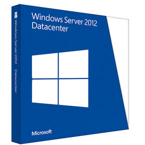 P71-07714 Microsoft OEM WINDOWS SERVER DATACTR 2012 X64 R2 1PK 2CPU