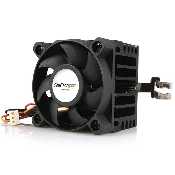 Fanp1003ld Startech.com Pentium/celeron Cpu Cooler Fan (socket 7/370) With 3-lead Tx3 Connector - Ent01