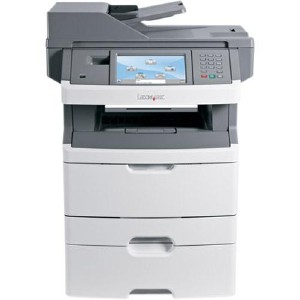 Lexmark X466dte Printer (New Open Box) - 13C1262