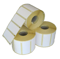 Zebra - Supplies Zipship Labels  Z-slct 2000d 38x25mm Removable      2580 Lbl/roll Perfo Box Of 12       800261-107