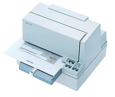 Epson - Print Vertical P3        Tm-u590 Wide Slip Pack.printer      Serial  Ecw (w/o  Ps)            In C31c196112