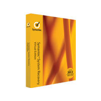 21262955 Symantec SYSTEM RECOVERY 2013 VIRTUAL EDITION BASIC