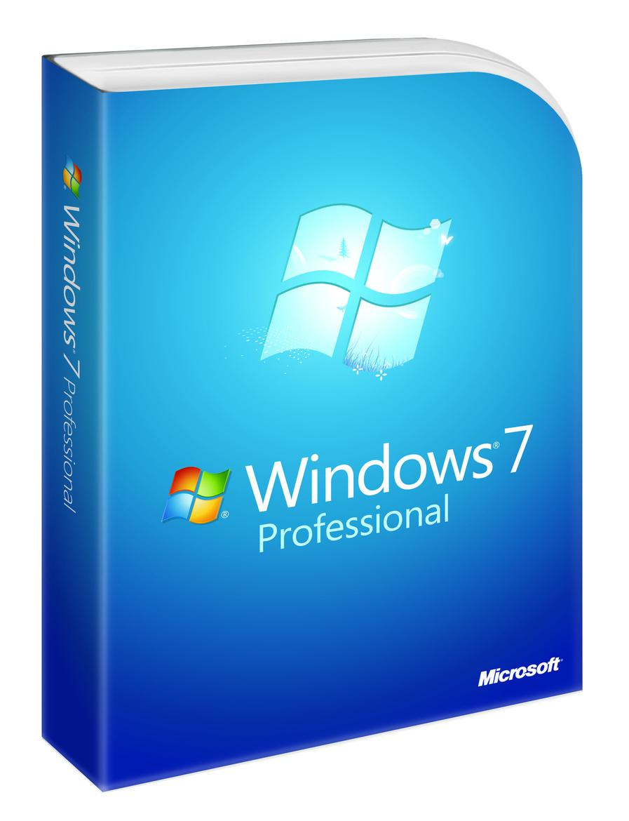 Microsoft Windows 7 Professional (64-bit) 1 Pack Service Pack 1 English Dsp Oei Lcd Fqc-08289 - Tgt01