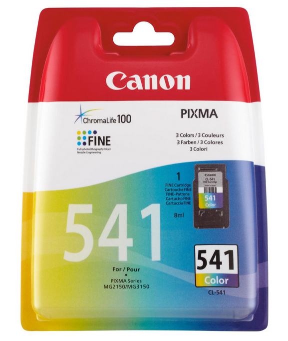 5227b005 canon Colour Ink Cart Blister Pack - AD01