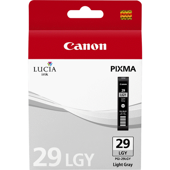4872b001 canon Pgi29 Light Grey Lucia Ink - AD01